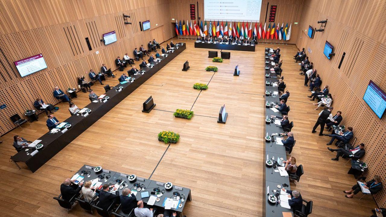 Le rebond économique de sortie de crise (plus soutenu qu'attendu) pose la question de l'application du pacte de stabilité, suspendu jusqu'à la fin 2022.