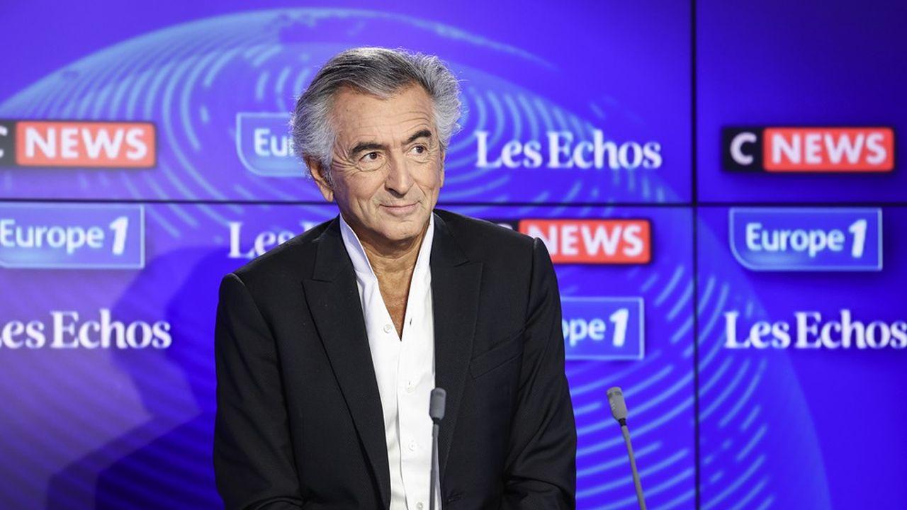 Bernard-Henri Lévy, invité d'Europe 1 dimanche, a insisté sur le rôle que doit jouer un pays comme la France pour aider les pays sujets à un régime totalitaire.