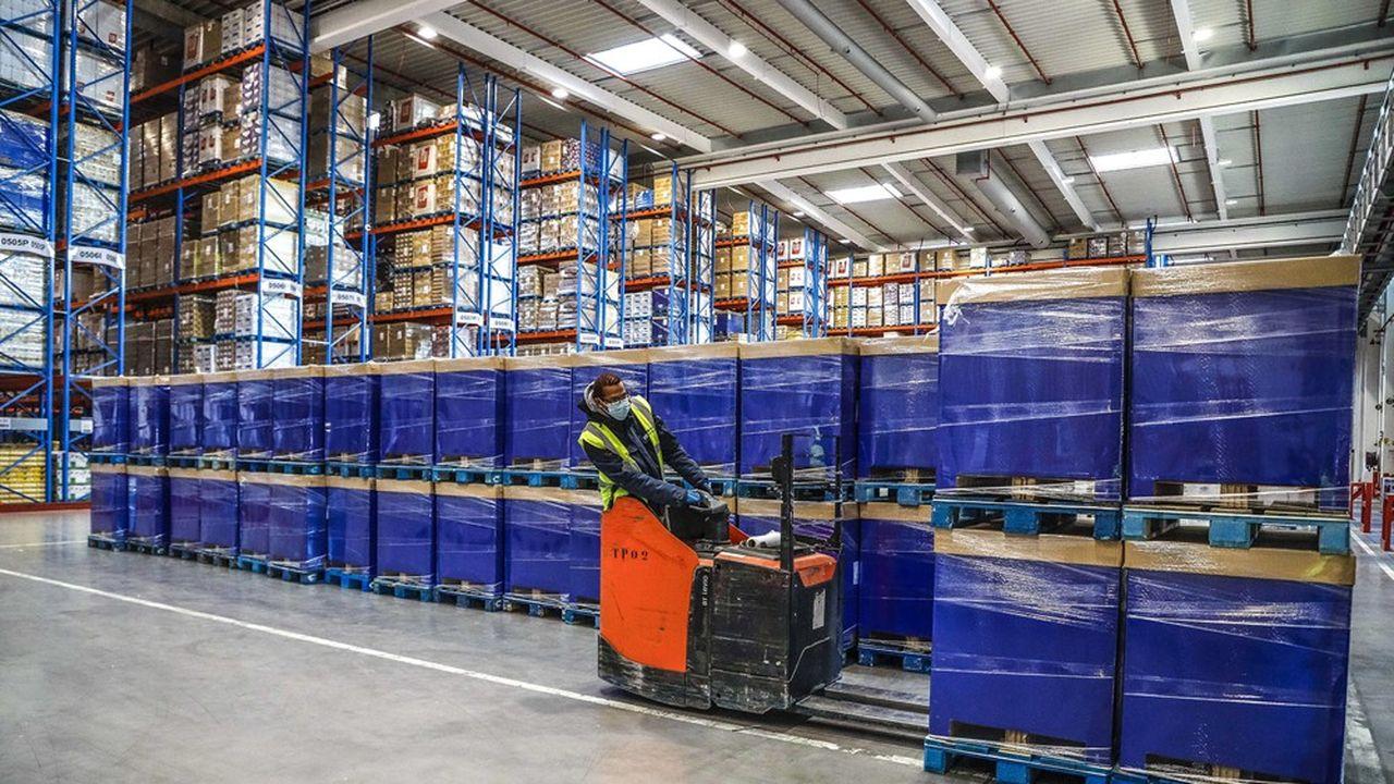 Certains grands logisticiens ont du mal à recruter, d'autant que les bassins d'emplois sont souvent éloignés des grandes métropoles.