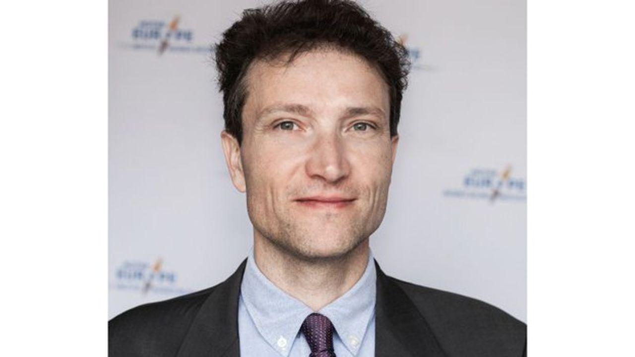 Sébastien Maillard dirige depuis 2017 l'institut fondé par Jacques Delors.