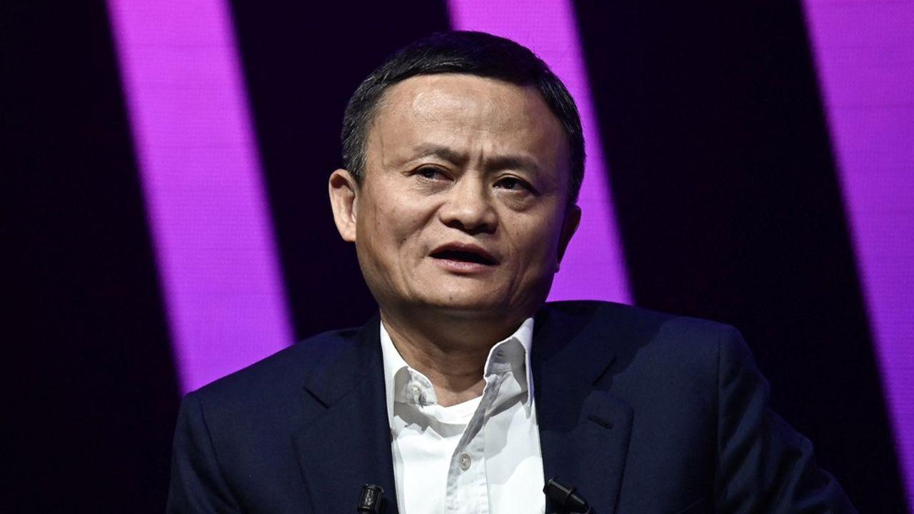 Jack Ma, le fondateur d'Alibaba, doit se plier à une très large transformation d'Ant Group, le bras financier du géant de l'e-commerce.