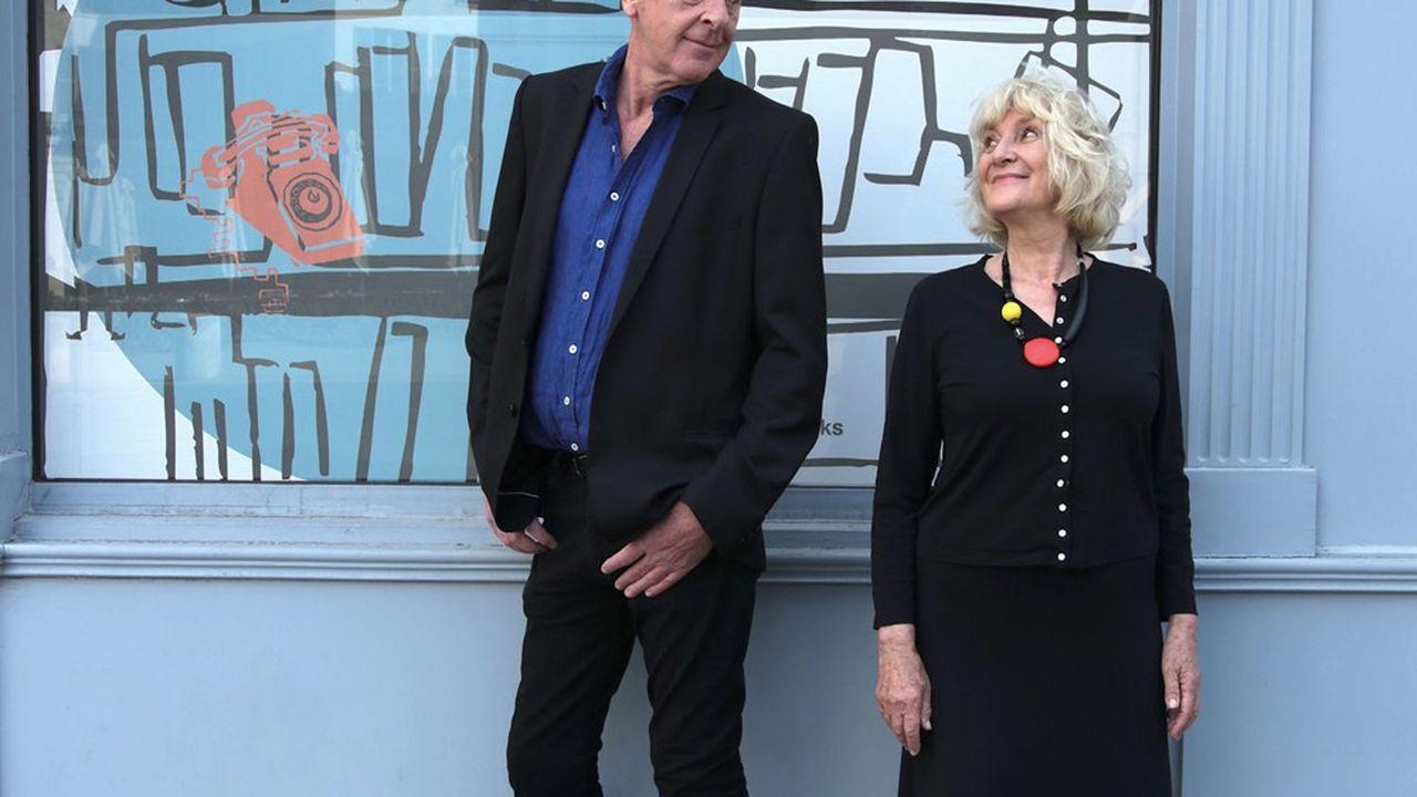 Jean Teulé et Betty Mialet