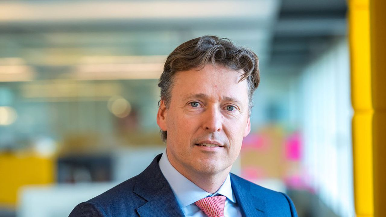 Bas NieuweWeme dirige Aegon AM depuis 2019.
