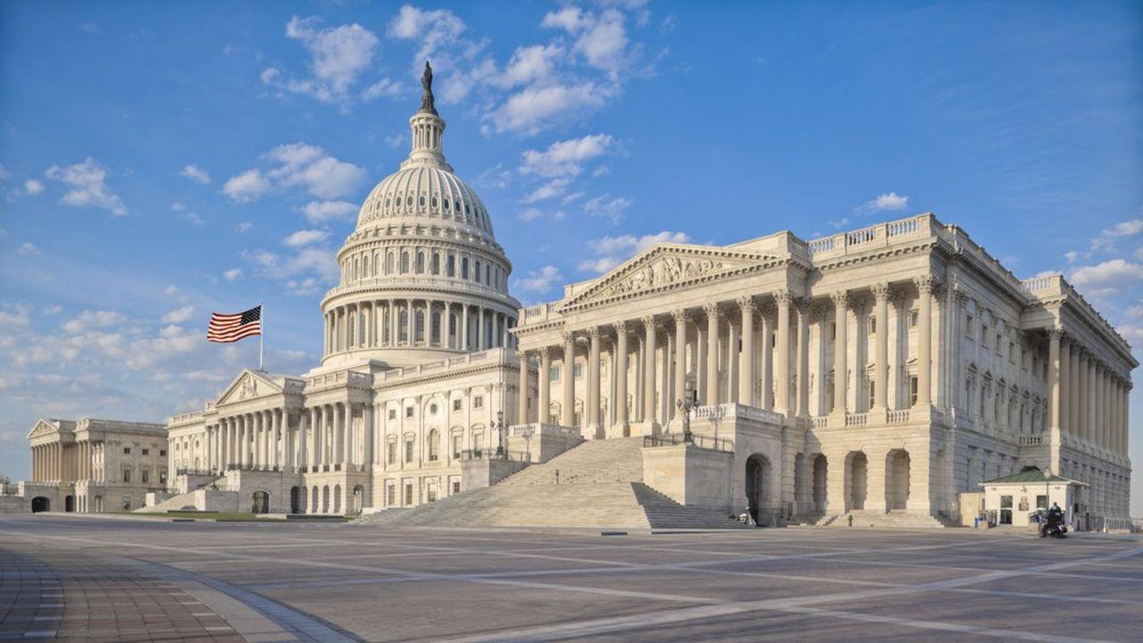 Les négociations au Congrès s'annoncent périlleuses pour Joe Biden.