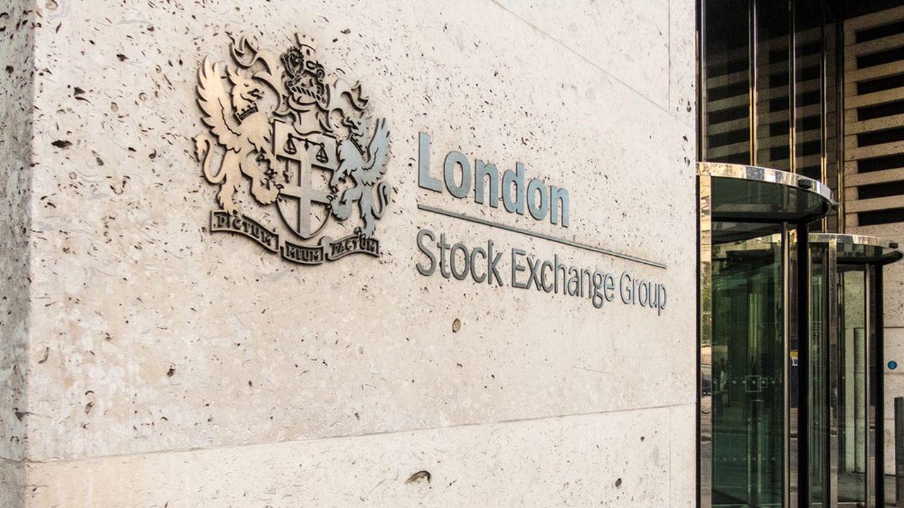 Londres est la principale place européenne de cotation des gestionnaires d'actifs alternatifs et traditionnels.