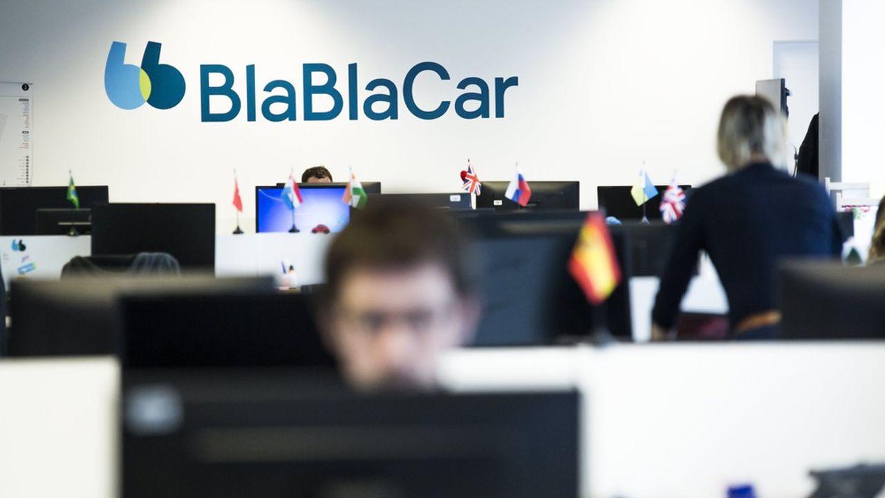 BlaBlaCar bouscule l'assurance auto en misant sur le portable