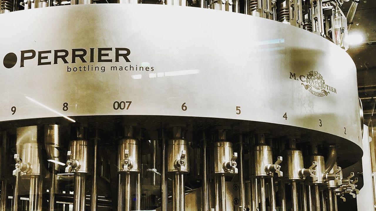Perrier Bottling Machines est un spécialiste de la fabrication de machines d'embouteillage installé en Ardèche.