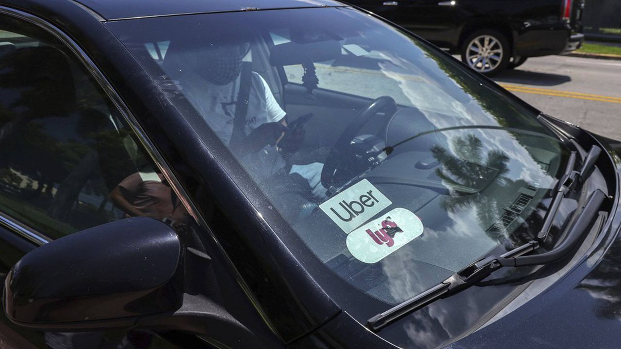 En Californie, Uber s'est allié à Lyft pour soumettre à un référendum une loi sur l'indépendance des conducteurs.