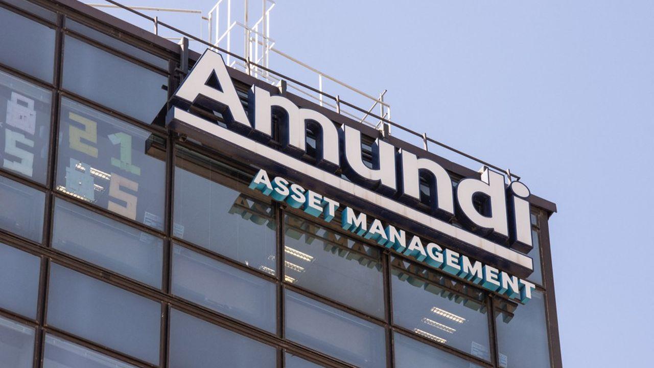 Introduit sur Euronext à Paris fin 2015, Amundi a plus que doublé sa capitalisation boursière depuis.