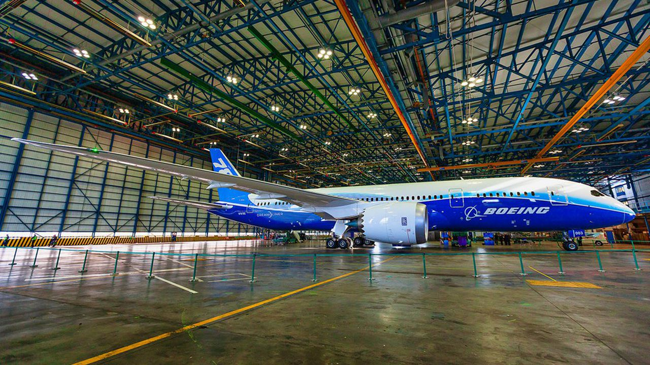 Boeing a revu à la hausse ses prévisions de marché pour les vingt prochaines années.