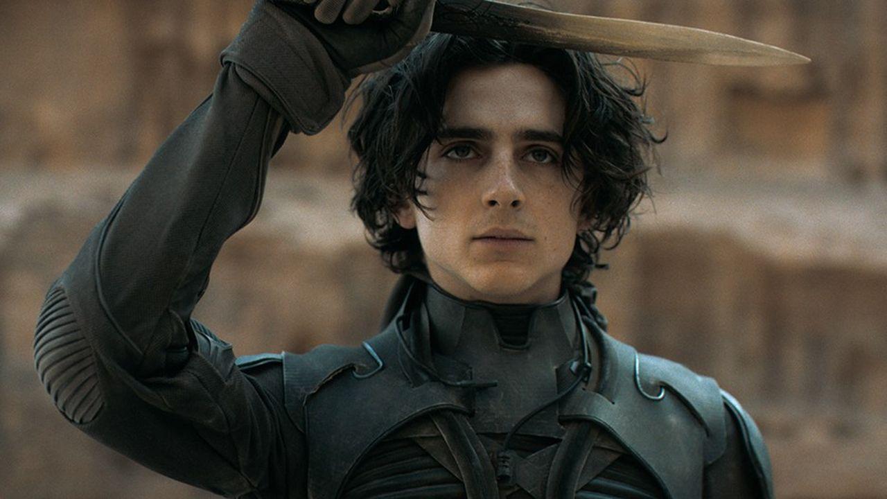 Timothée Chalamet incarne le héros de « Dune » dans l'adaptation de Denis Villeneuve. Son personnage Paul Atréides deviendra un messie grâce à l'« épice ».