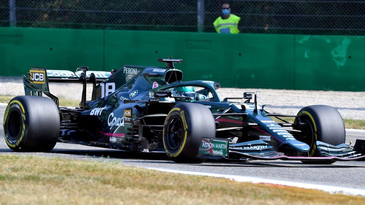 L'écurie Aston Martin F1 Team compte sur Lance Stroll (photo), le fils de Lawrence Stroll âgé de 22 ans, et le quadruple champion du monde Sebastian Vettel.