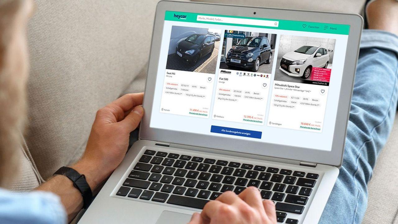 Renault a pris une participation dans la plateforme de vente de VO en ligne heycar, fondée par Volkswagen et Mercedes.