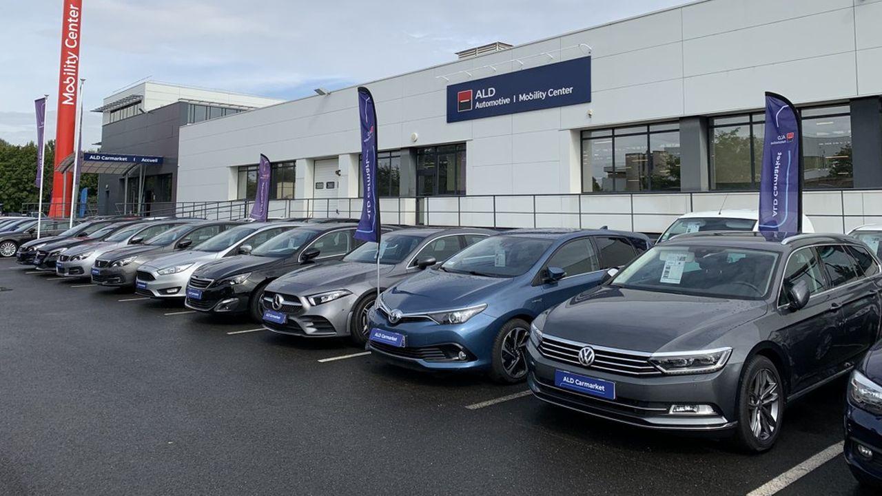ALD, dont Société Générale détient 80% du capital, mise sur une flotte de 2,3millions de véhicules à horizon 2025.