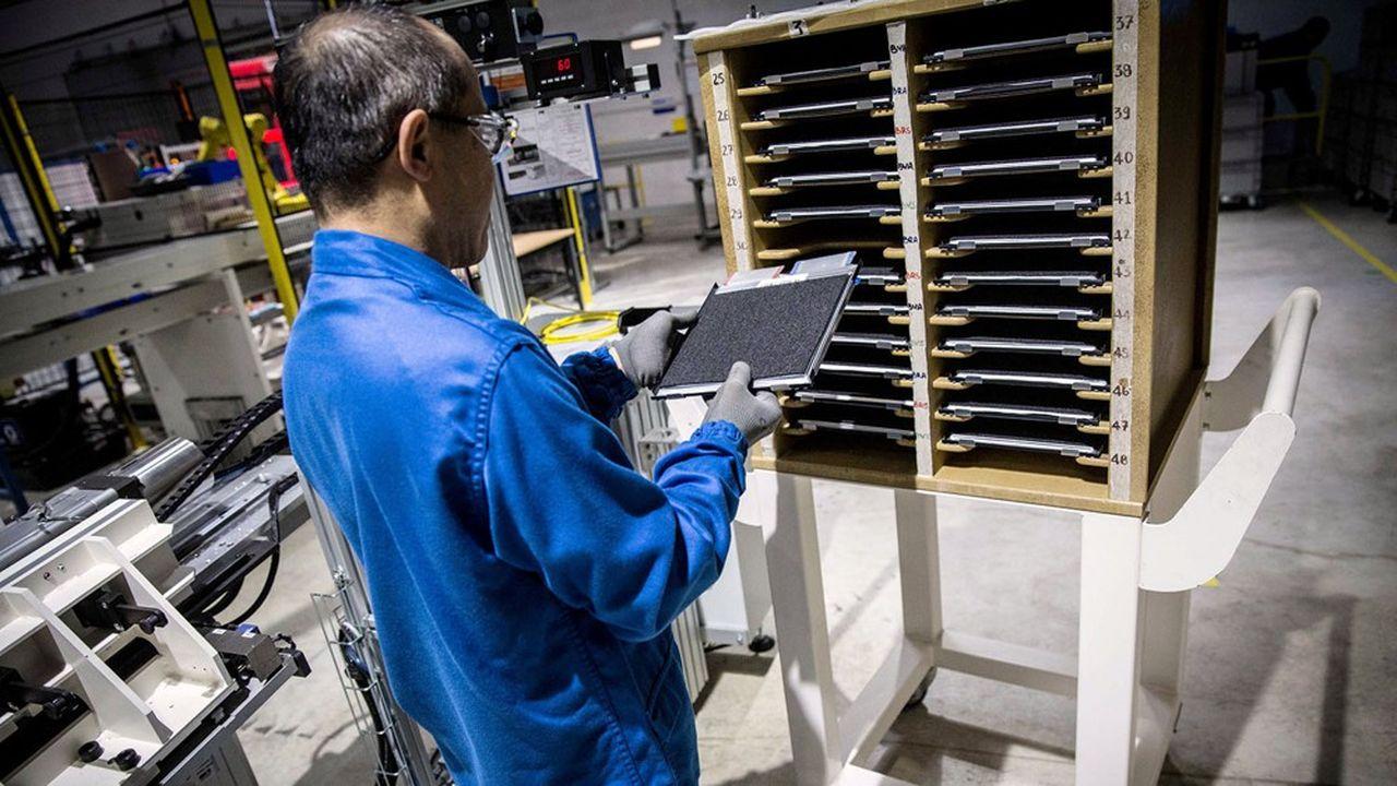 Forsee Power est un spécialiste des systèmes de batteries pour véhicules lourds.