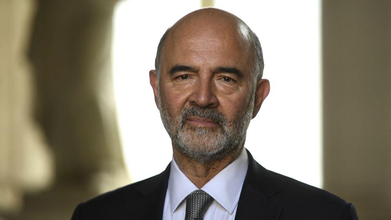 Pierre Moscovici, premier président de la Cour des comptes, juge que la maîtrise des finances publiques sera un élément clé de différenciation entre les Etats européens.