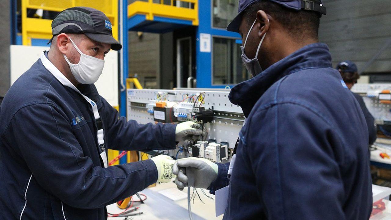 Très peu de branches ou d'entreprises abondent le CPF pour attirer vers leurs métiers.