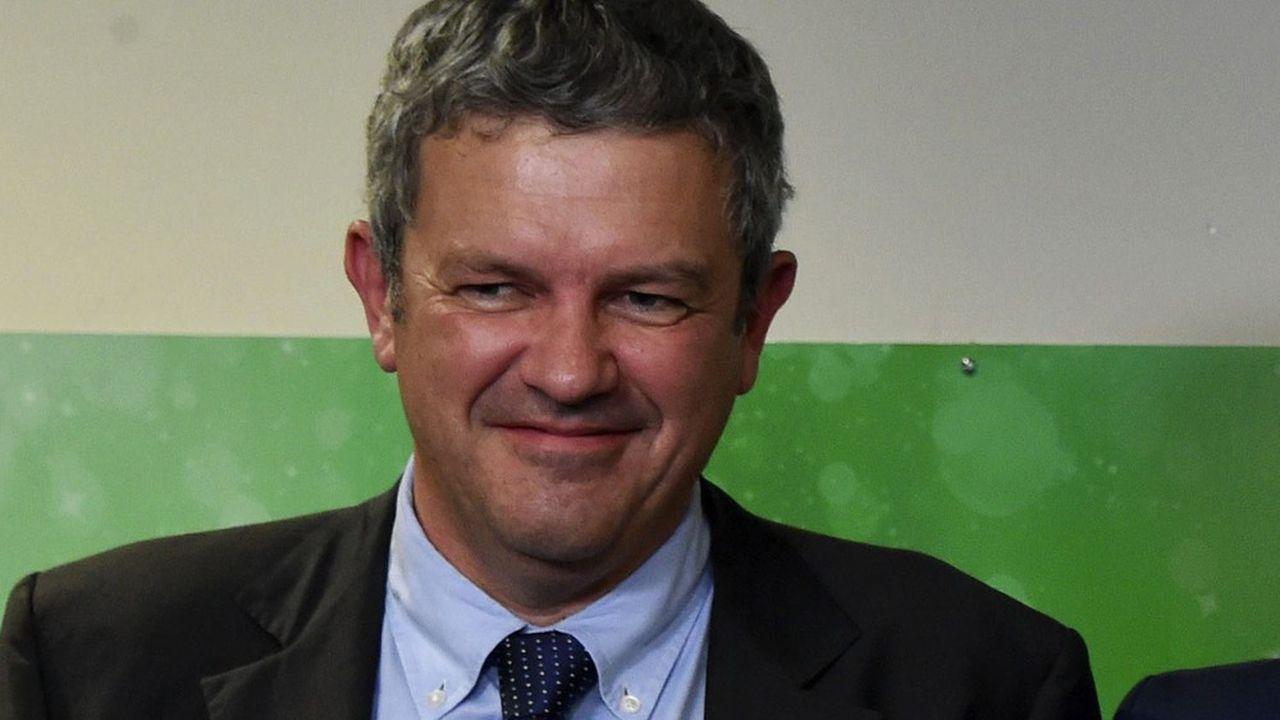Xavier Thuilot a été directeur général des services de l'AS Saint-Etienne de 2019 à 2020.