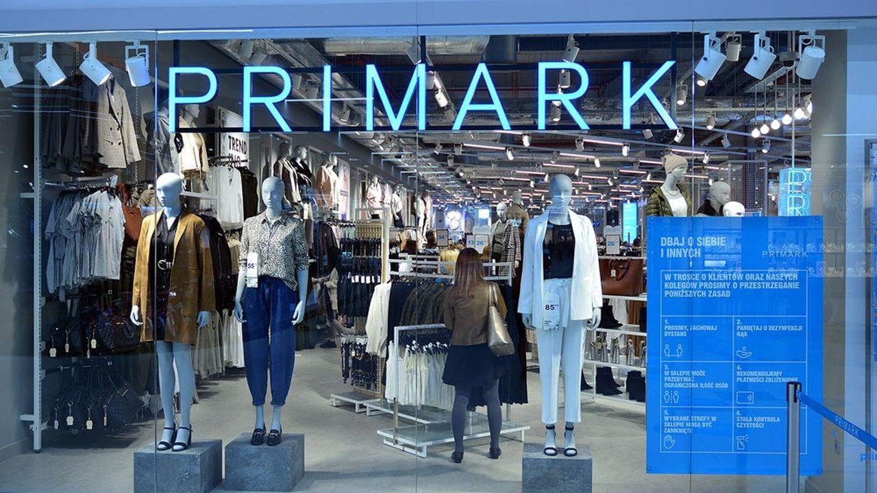 Primark lance ce mercredi de nouveaux engagements écoresponsables.