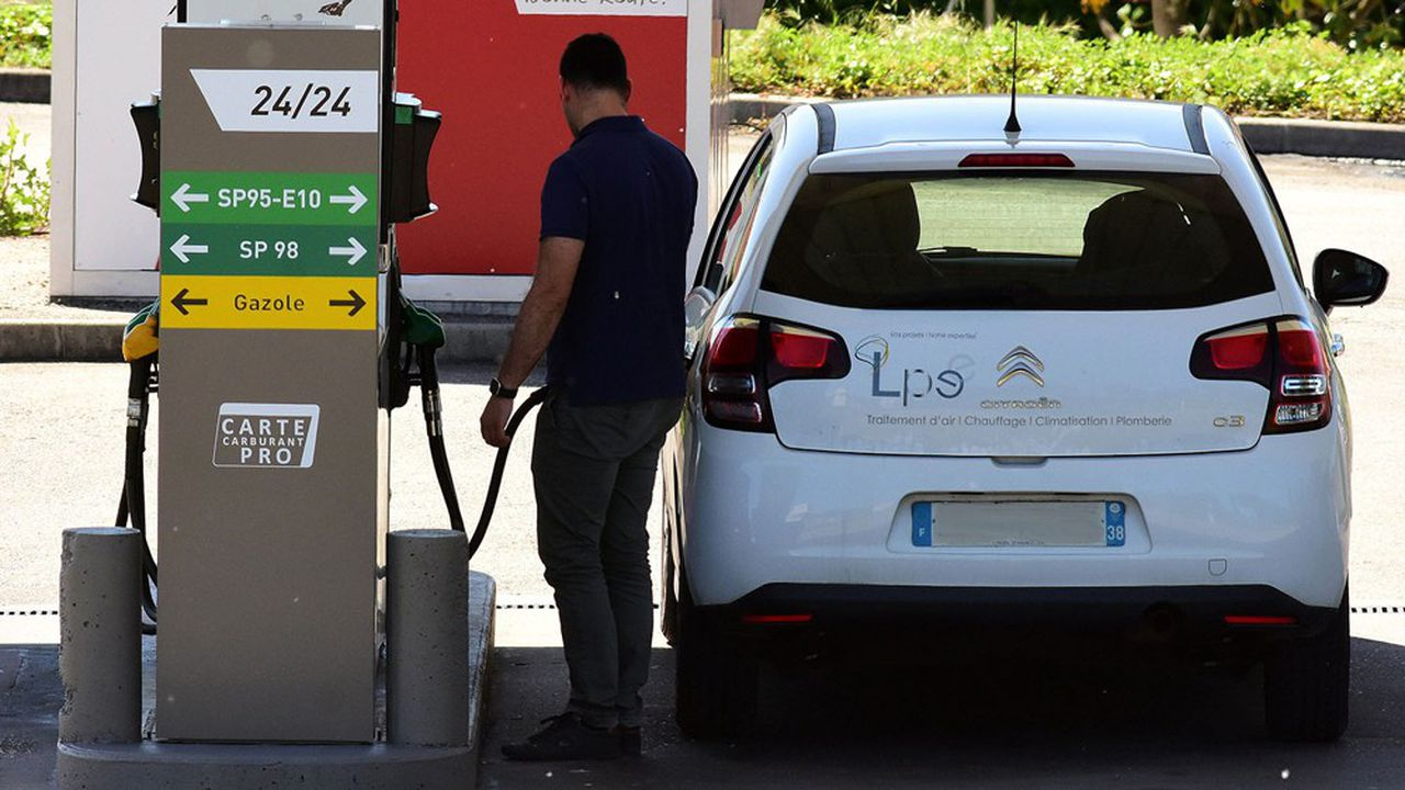Le détail par produit des données publiées par l'Insee met en évidence l'ampleur de l'impact des hausses des cours du pétrole (+17% sur un an) et du gaz (+31%).