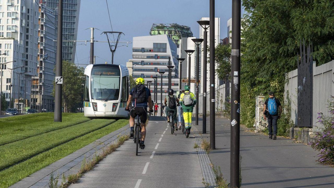 La convention citoyenne pour le climat évoquera notamment les questions de mobilité