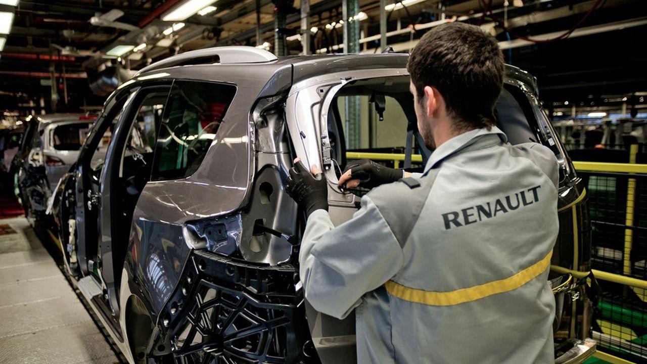 Les conclusions de l'étude de France Stratégie donnent des arguments à Renault pour obtenir la création d'une «zone franche» autour de son pôle dédié à la voiture électrique dans le Nord.