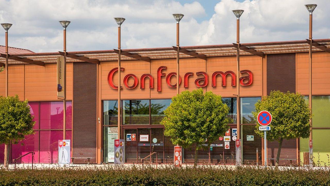 L'Autorité de la concurrence a décide une enquête approfondie sur le rachat de Conforama par les actionnaires de son concurrent But.