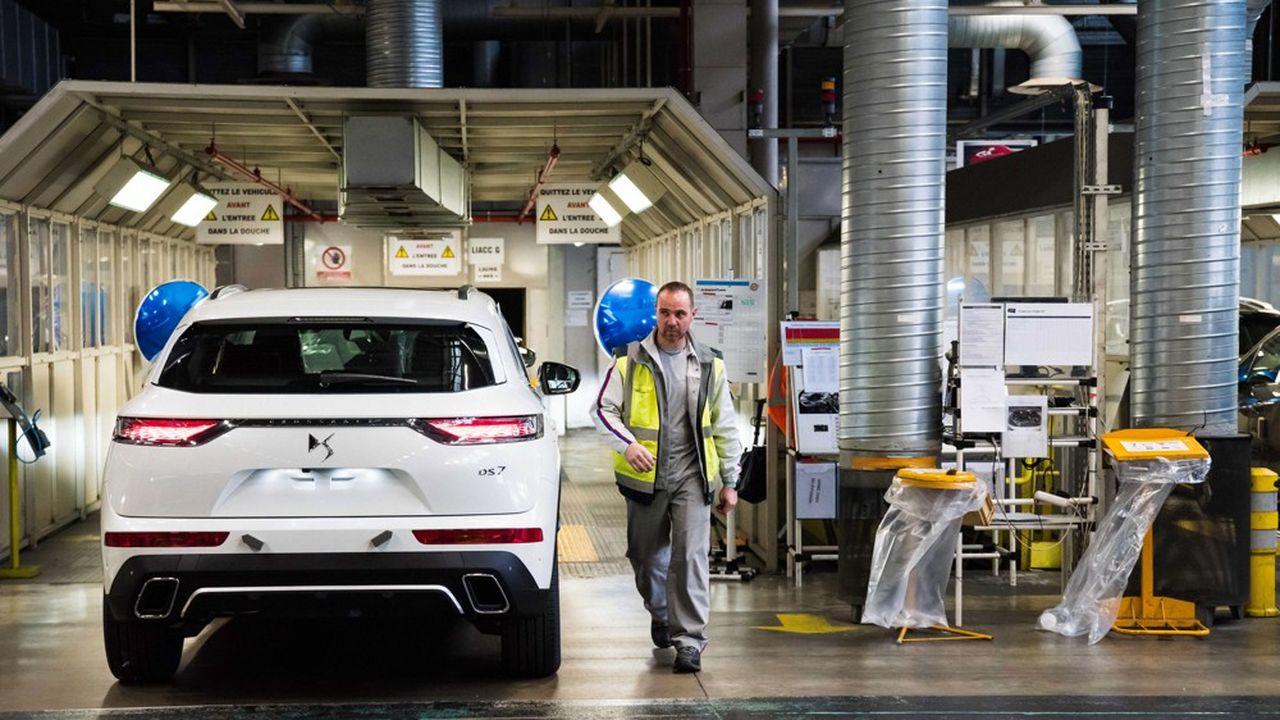 L'usine Stellantis de Mulhouse rêve d'électrique mais attend les renforts