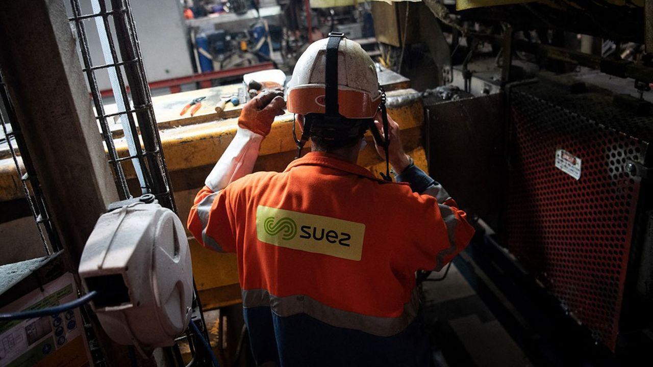 Veolia lève 2,5milliards d'euros pour financer une partie du rachat de Suez.