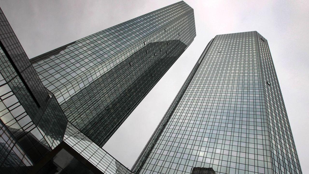 Deutsche Bank n'est pas épargnée par ses propres analystes.