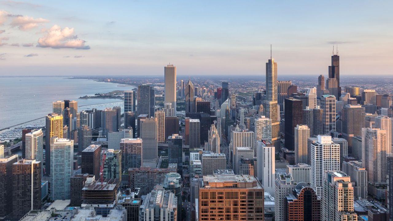 Les grandes firmes de trading américaines nées à Chicago ne se contentent plus d'investir sur les cryptos: elles le font aussi dans tout le secteur.