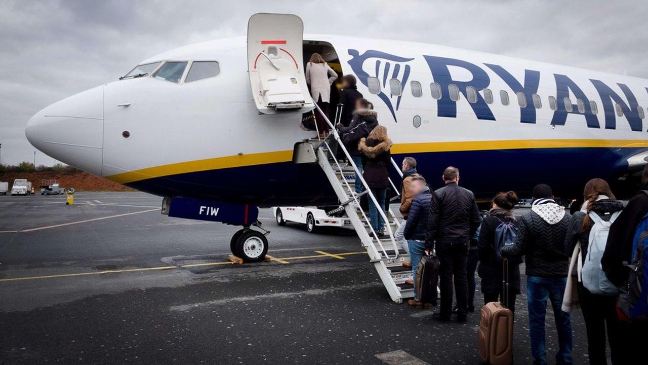La stratégie volontariste de Ryanair se traduira notamment par l'ouverture de 53 nouvelles lignes en France d'ici à l'été prochain.