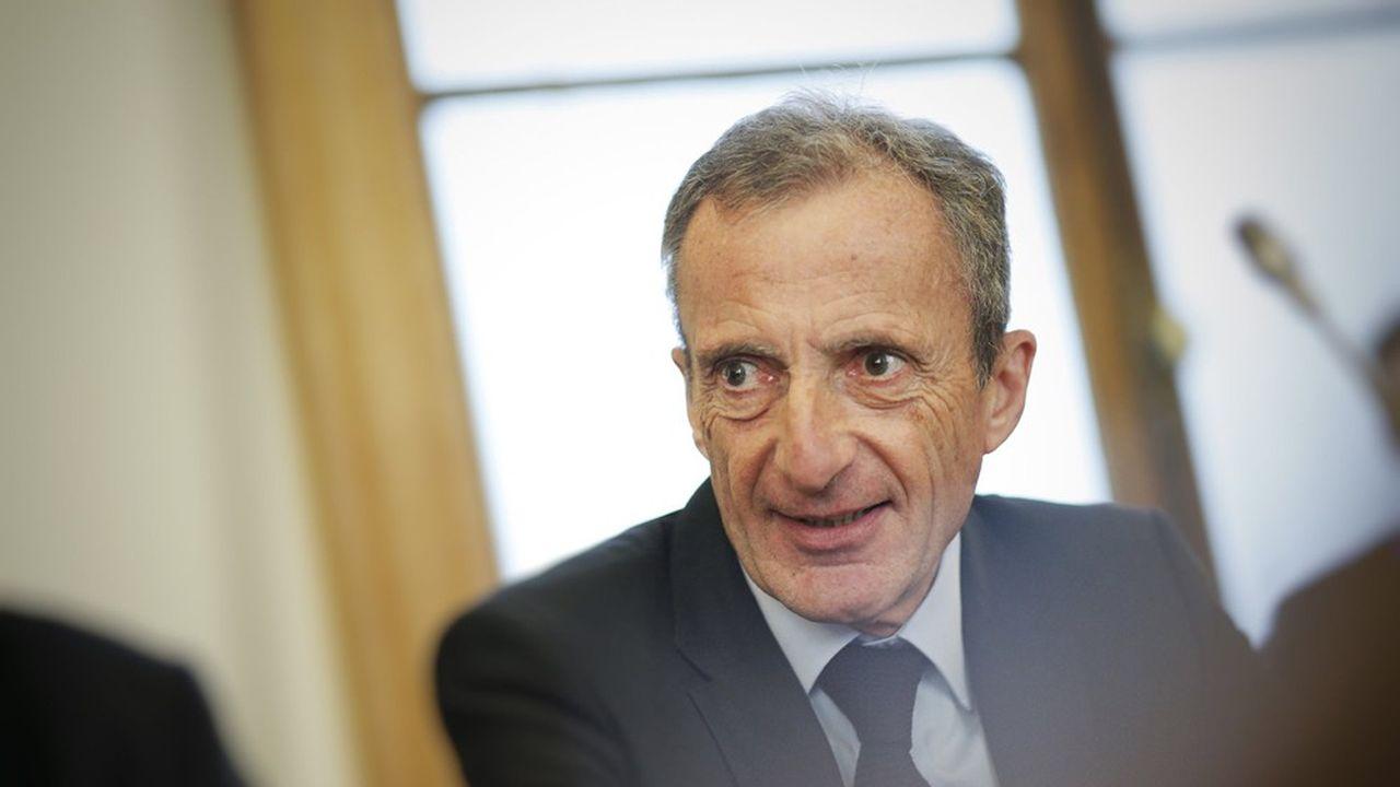 René Proglio a dirigé la filiale française de Morgan Stanley pendant onze ans.