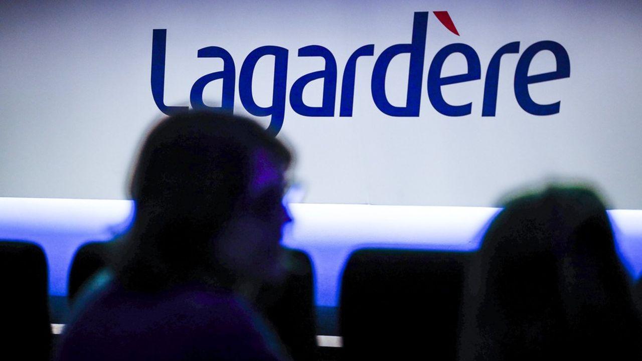 Jeudi, le titre Lagardère est monté en flèche, après l'annonce d'une offre publique par Vivendi.