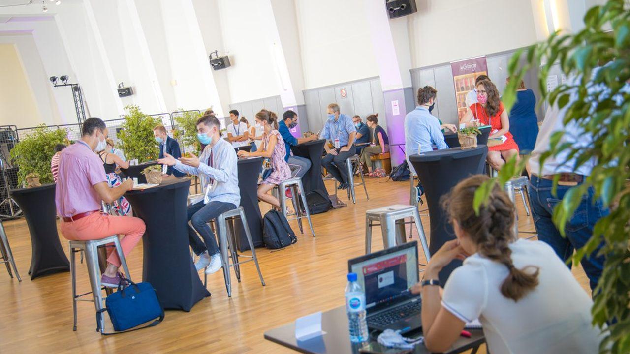 les quatrièmes rencontres de la FoodTech ont été l'occasion de distinguer quatre start-up prometteuses