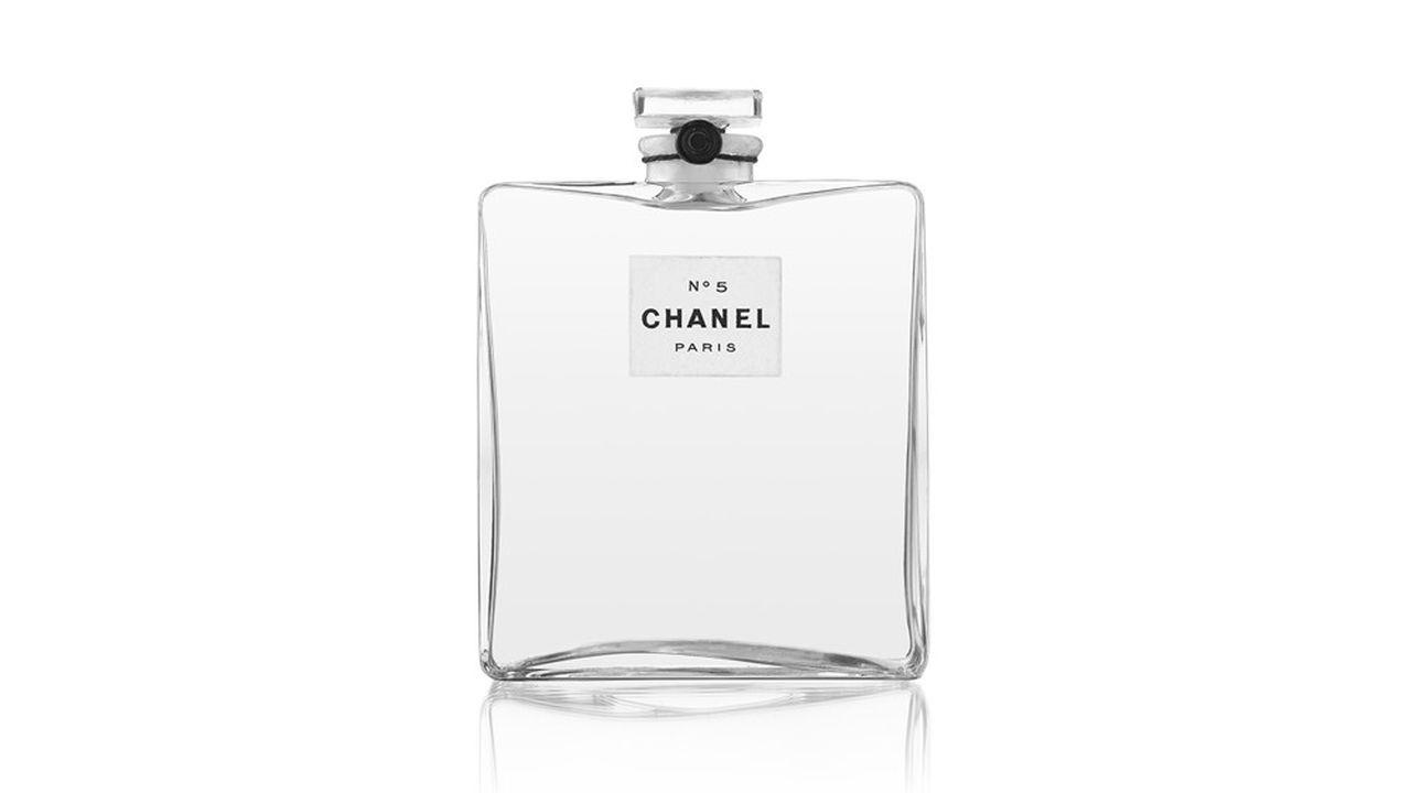 Extrait N°5,1921, Chanel.