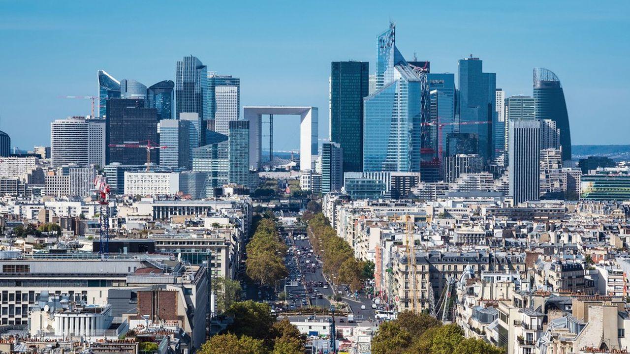 En France, des capteurs pour faciliter le retour des banquiers au bureau