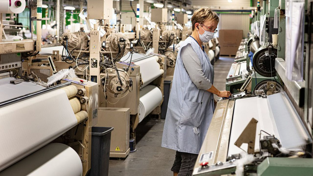 L'ardéchois Chamatex a lancé une usine 4.0 dédiée à la fabrication automatisée de chaussures de sport.