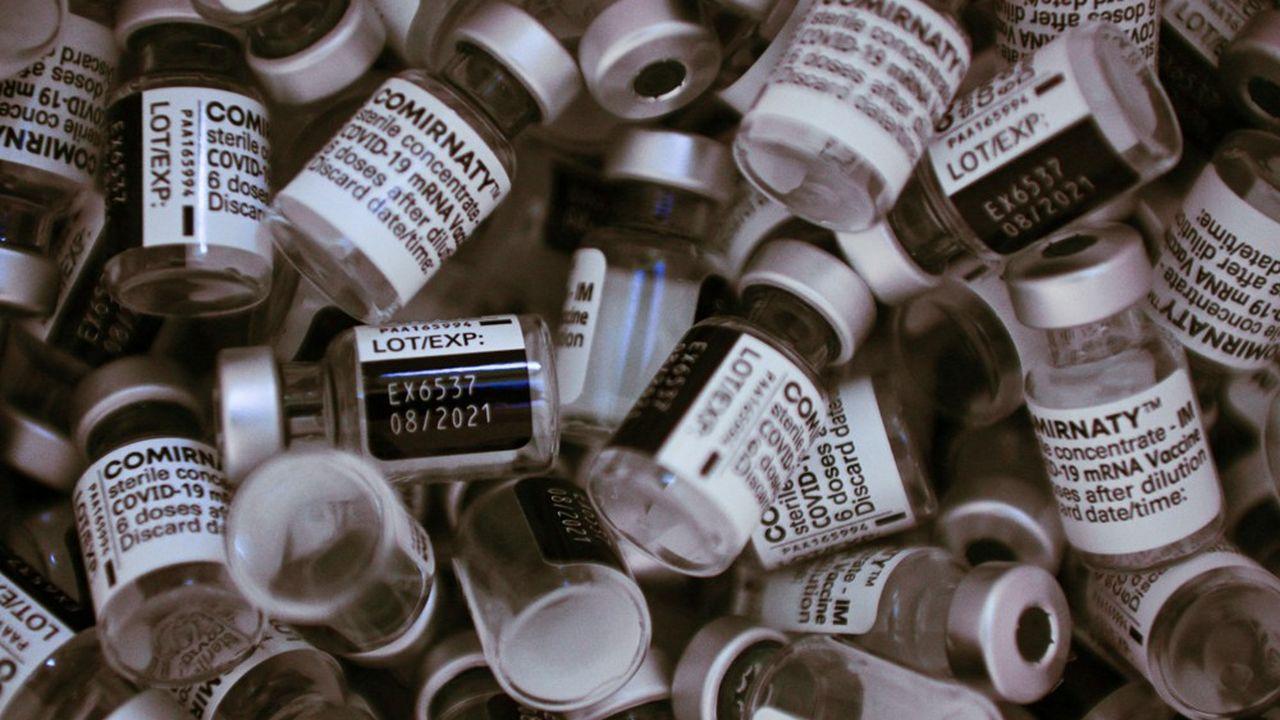Environ 86% de la population éligible est désormais vaccinée.