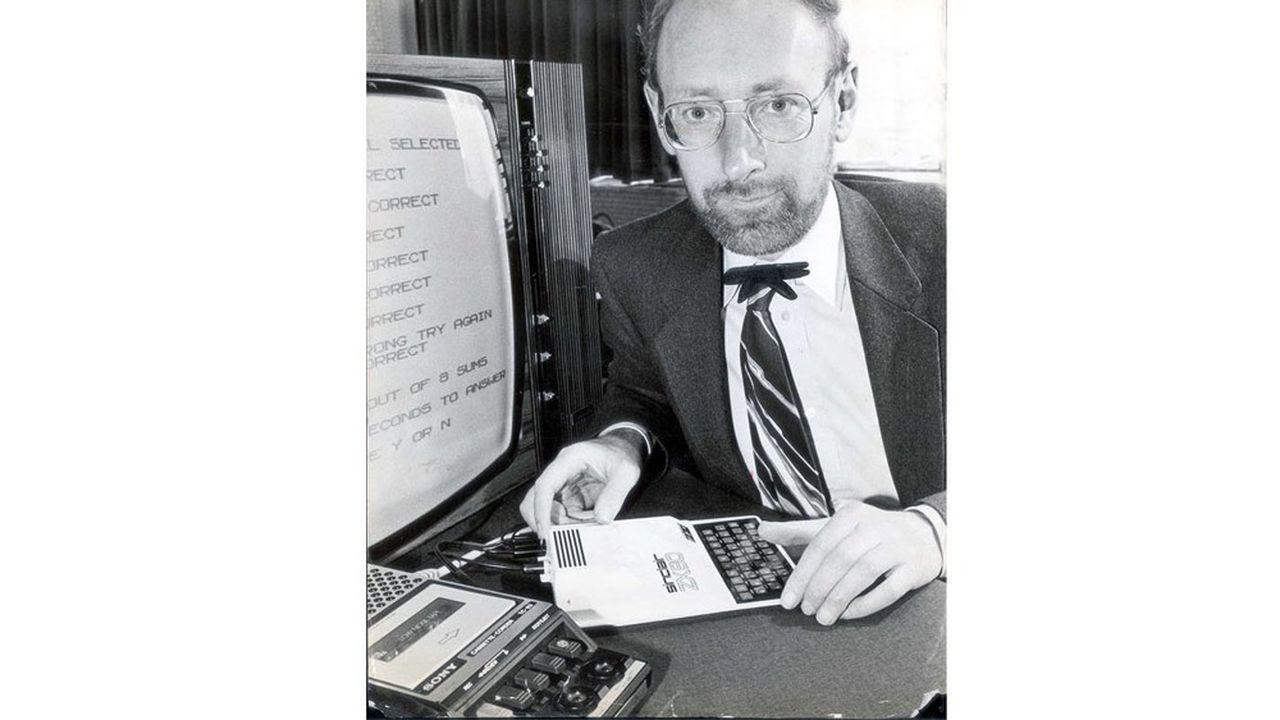 Sir Clive Sinclair s'est éteint jeudi 16 septembre 2021 à son domicile à Londres.