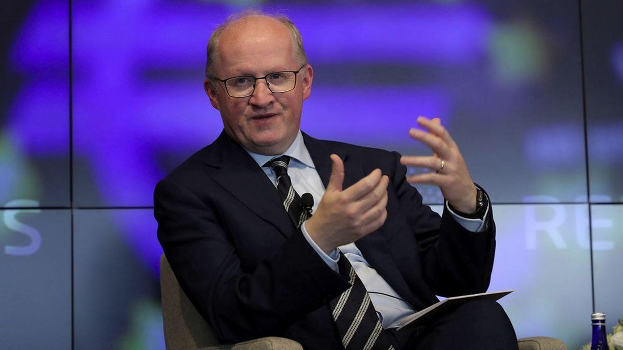 Philip Lane, économiste en chef de la BCE, aurait confié à des analystes allemands qu'un retour de l'inflation à 2% était attendu en 2025. La BCE a démenti.