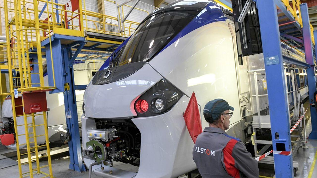 Le contrat prévoit que les trains soient fabriqués dans l'Etat de Victoria et composés à 60% de matériaux locaux.