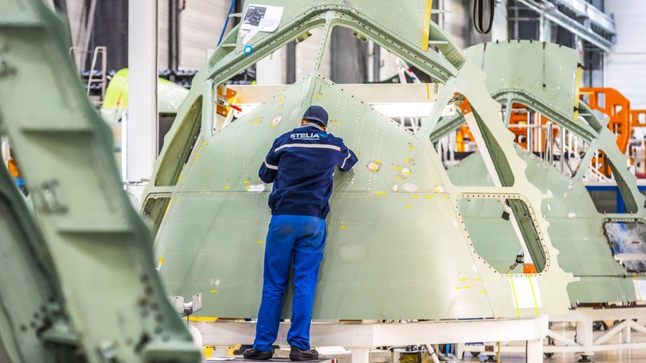 Airbus va donner naissance à Airbus Atlantic, une filiale de 12.000 salariés
