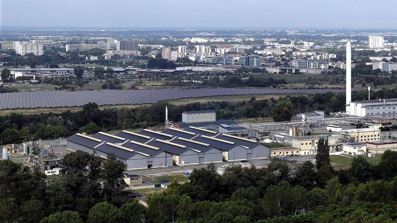 Aujourd'hui, les 220 hectares de l'ancienne usine AZF abritent, entre autres, un campus consacré à la recherche sur le cancer ainsi qu'une centrale photovoltaïque.