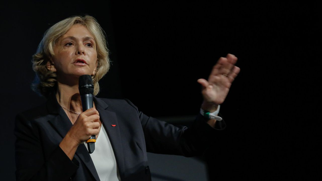 Présidentielle 2022 : Valérie Pécresse promet une loi pour « protéger les grands projets »