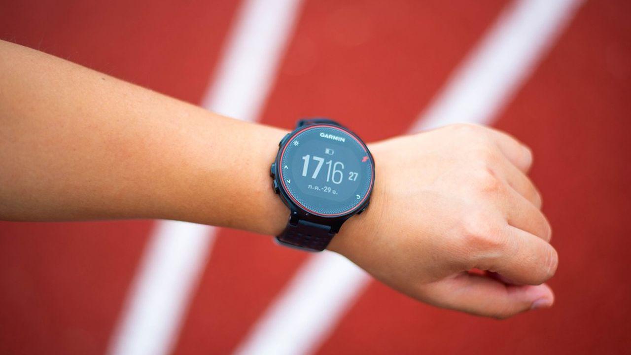 Garmin, le spécialiste du GPS, s'impose dans les montres connectées