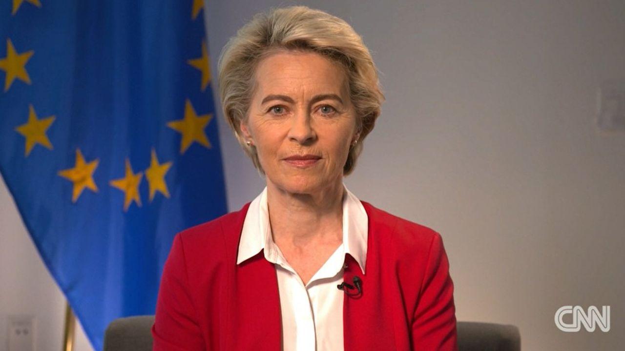 La présidente de la Commission européenne, Ursula von der Leyen a jugé «inacceptable» la façon dont Paris a été traité dans un entretien sur la chaîne CNN.