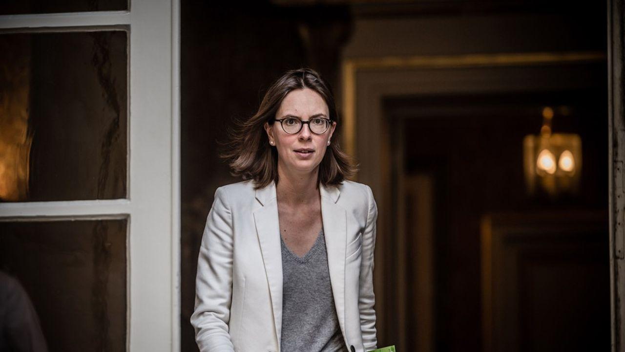 Amélie de Montchalin, ministre de la Fonction publique.