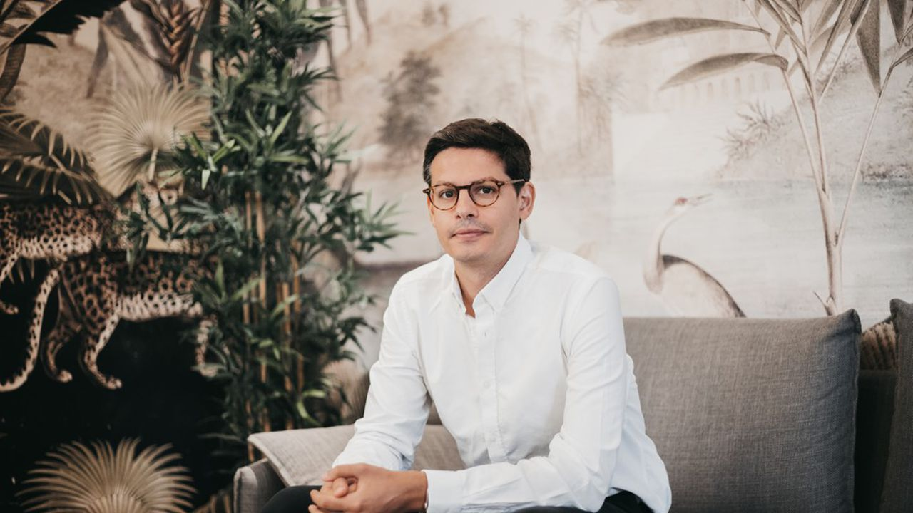 Antonio Pinto, le fondateur de Bellman. Fondée en 2019, la start-up compte aujourd'hui 80 salariés, dont une vingtaine de gestionnaires de copropriété.