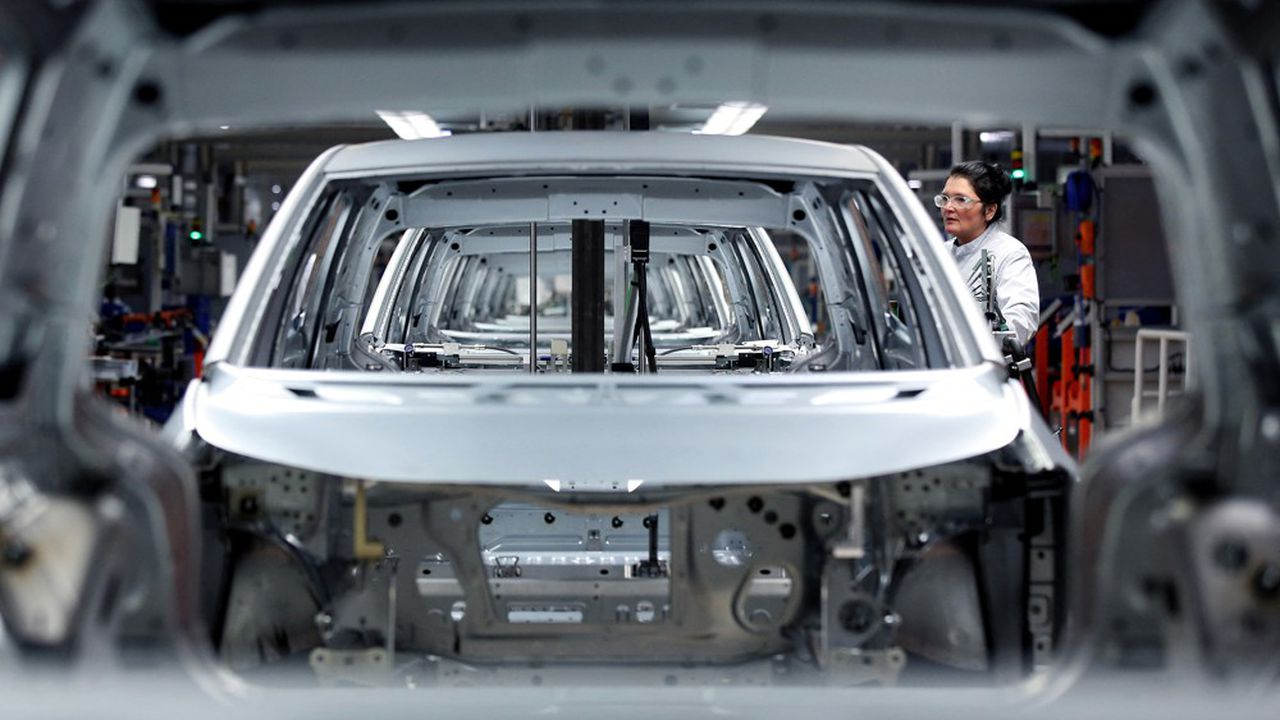 L'économie allemande en croissance lente cette année